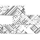Elemento da Web do vetor para seu projeto Fotos de Stock Royalty Free