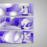 Elemento da Web do vetor para seu projeto Imagem de Stock