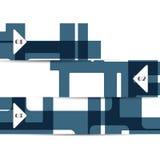 Elemento da Web do vetor para seu projeto Imagens de Stock