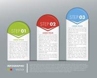 Elemento de Infographics ilustración del vector