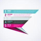 Elemento de Infographics Imágenes de archivo libres de regalías