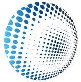 Elemento de intervalo mínimo Imagens de Stock