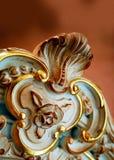 Elemento de la decoración Fotografía de archivo libre de regalías