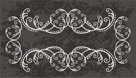 Elemento de la escritura de la etiqueta ilustración del vector