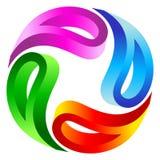 elemento de la insignia Foto de archivo libre de regalías