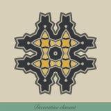 Elemento decorativo illustrazione vettoriale