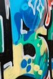 Elemento dei graffiti Fotografia Stock Libera da Diritti