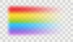 Elemento del arco iris del vector libre illustration
