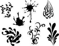 Elemento del diseño Imagen de archivo libre de regalías