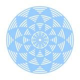 Elemento del diseño del círculo Modelo geométrico Fotos de archivo libres de regalías