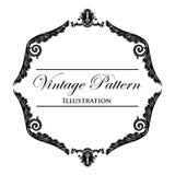 Elemento del diseño en un fondo blanco Imagen de archivo libre de regalías
