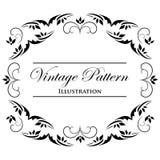 Elemento del diseño en un fondo blanco Foto de archivo libre de regalías