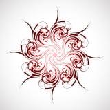 Elemento del diseño gráfico. Dom Fotografía de archivo