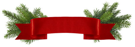 Elemento del fondo di Buon Natale Immagini Stock