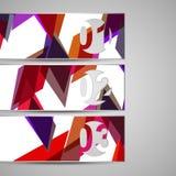 Elemento del Web del vector para su diseño Imagenes de archivo