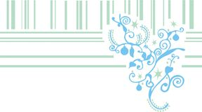 Elemento di Decorativ Immagine Stock Libera da Diritti