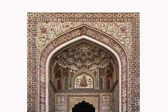 Elemento di disegno dell'Asia, India Fotografie Stock