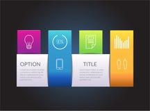 Elemento di Infographic Fotografia Stock