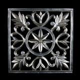 Elemento di scultura decorativo Fotografie Stock