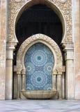 Elemento di una moschea Immagini Stock