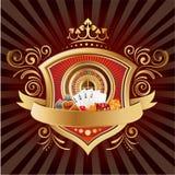 elemento do casino ilustração royalty free