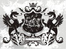 Elemento do emblema Fotos de Stock Royalty Free