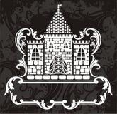 Elemento do emblema Imagem de Stock Royalty Free