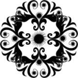 Elemento do ornamento Imagem de Stock Royalty Free