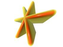 elemento do projeto 3D ilustração stock