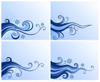 Elemento do projeto do Natal ilustração royalty free