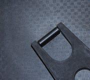 Elemento escuro da textura na superfície Imagens de Stock Royalty Free