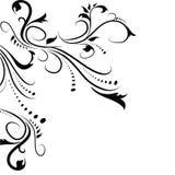 Elemento floral ilustração royalty free