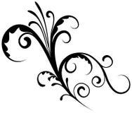 Elemento floral 20 ilustración del vector