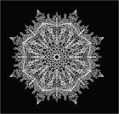Elemento geométrico del círculo Imagen de archivo