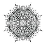 Elemento geométrico del círculo Fotos de archivo libres de regalías