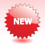 Elemento lucido rosso di vendita o del wem. illustrazione vettoriale