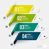 Elemento moderno del infographics Imagenes de archivo