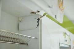 Elemento moderno della cucina Fotografie Stock