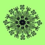 Elemento ornamental 2 Fotografía de archivo