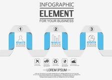 Elemento para a figura geométrica sarpentine do molde infographic para a Web ilustração do vetor