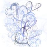 Elemento para o projeto, quadro, ilustração Fotos de Stock Royalty Free