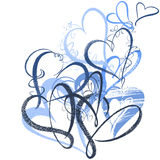 Elemento per il disegno, blocco per grafici, illustrazione Fotografia Stock