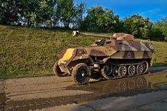 Elemento portante corazzato Fotografia Stock