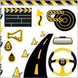 Elemento Set1 di disegno Immagine Stock Libera da Diritti
