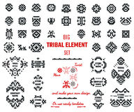 Elemento style étnico libre illustration