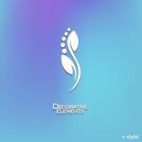 Elemento +style del diseño Imagen de archivo libre de regalías