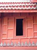Elemento tradizionale tailandese Fotografia Stock