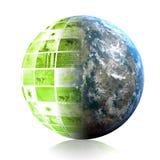 Elemento verde del diseño libre illustration