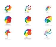 Elementos 2 del diseño Imagen de archivo