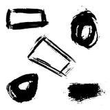 Elementos ilustração stock